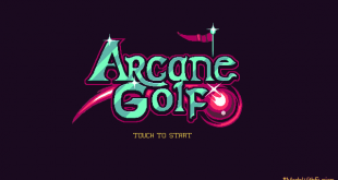 Entertainment  Celebrity TouchArcade Game of the Week: 'Arcane Golf'