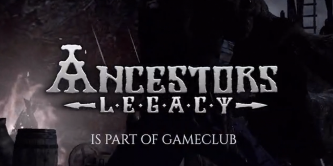 Entertainment  Celebrity Real-Time Strategy Title 'Ancestors Legacy' Arrives on iOS as Part of GameClub