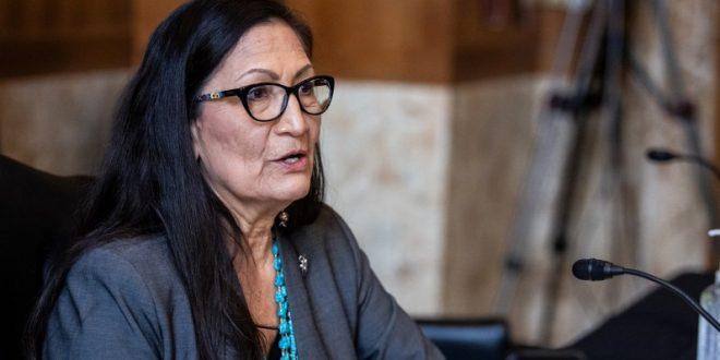 Senate Confirms Deb Haaland as Interior Secretary