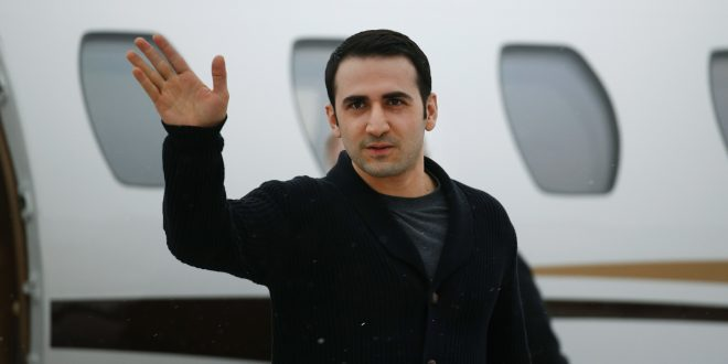 Once held in Iranian jail, ex-Marine fights espionage claims…