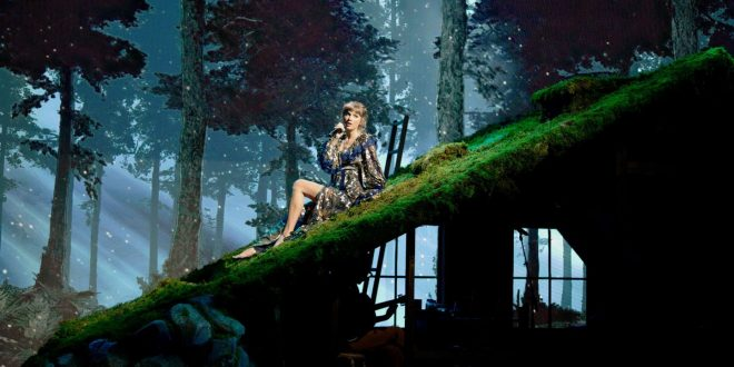 Folklore Or Evermore? Taylor Swift Chose Both At The Grammys