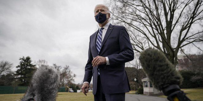 Biden says he backs filibuster reform
