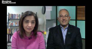 Hewlett Packard Enterprise CEO Neri on Leadership in the Pandemic