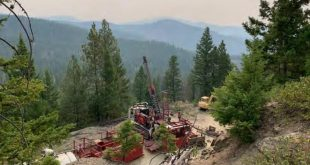 Freeman Gold drills 151 metres of 2.5 g/t gold at Lemhi Project, Idaho