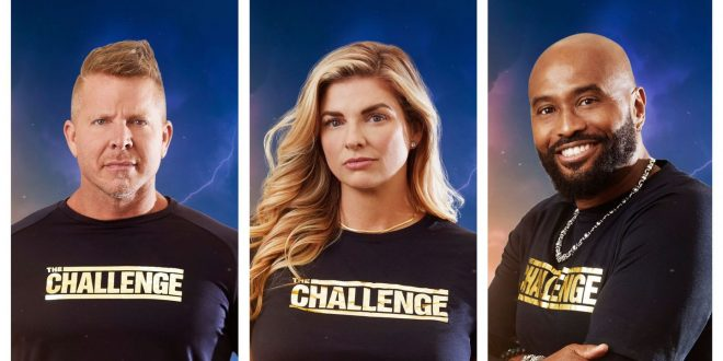 Here Are The Unforgettable All Stars Returning To The Challenge