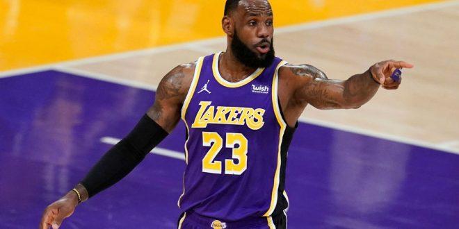 Kuzma: LeBron should've won 'at least' 8 MVPs