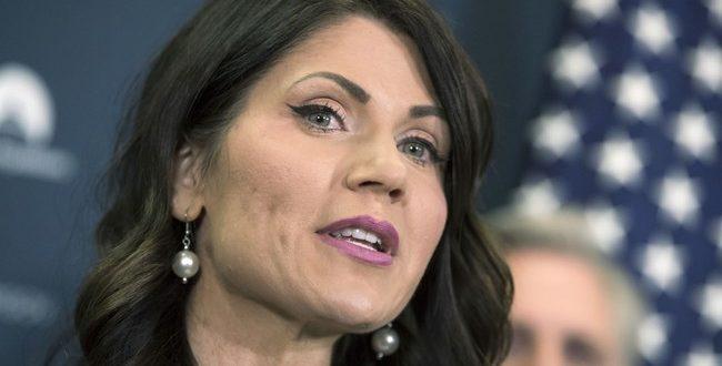 Report: Kristi Noem Blinks on Bill Banning Biological Males From Women's Sports
