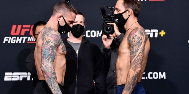 Gillespie-Riddell off Fight Night card due to COVID