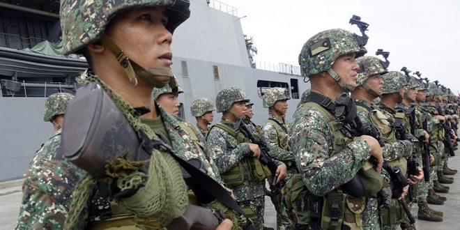 Philippine troops kill Abu Sayyaf leader, rescue hostages