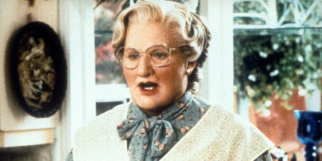 'Mrs. Doubtfire' Has an R-Rated Version, Director Confirms