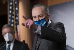 Biden's Got Problems. Is Chuck Schumer One of Them ?