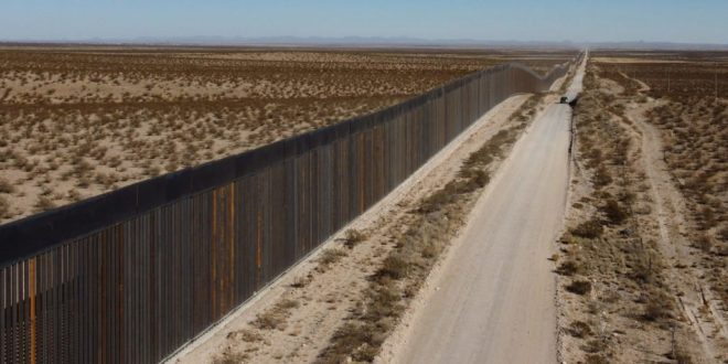 FACT CHECK: Is Texas Finishing The Southern Border Wall Through Operation Lone Star?
