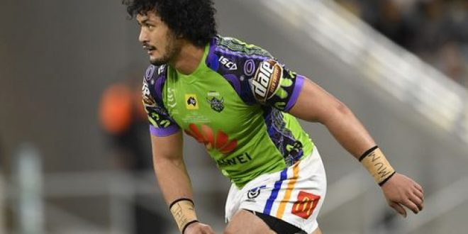 Raiders player admits 'poor judgement' in Christmas Day drink driving