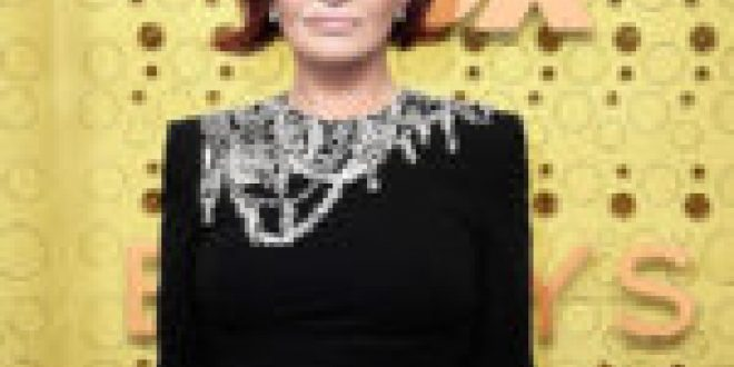 Sharon Osbourne Is Out at 'The Talk'