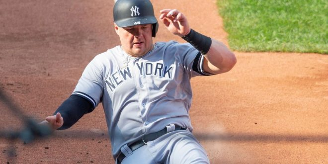 Reigning HR king Voit to start Yanks' year on IL