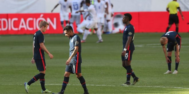 U.S. misses out on third-straight Olympics after loss to Honduras