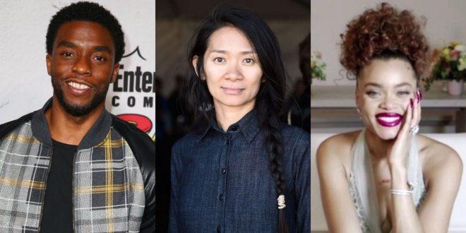 Chadwick Boseman, Andra Day, Chloé Zhao Earn Milestone Golden Globe Wins