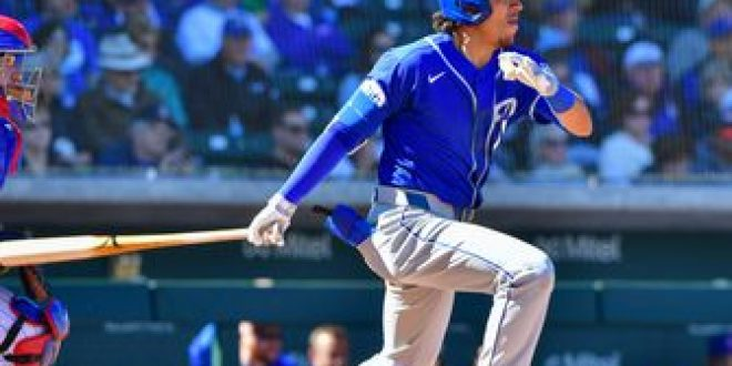 Royals option Nicky Lopez to Triple-A