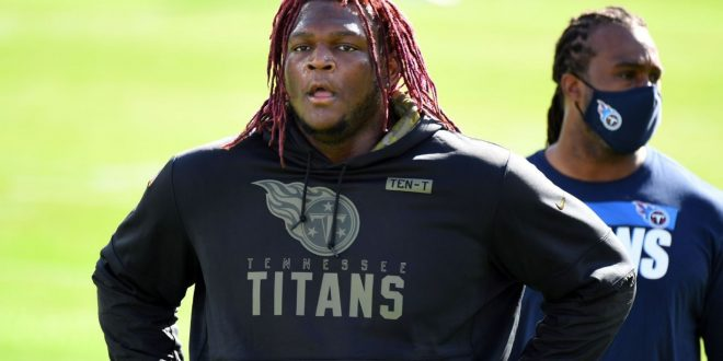 Sources: Titans trading '20 1st-round pick Wilson