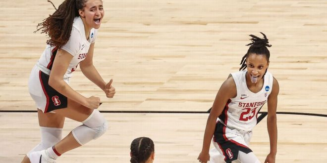 Three No. 1 seeds advance, but Stanford, UConn remain favorites in women's Final Four