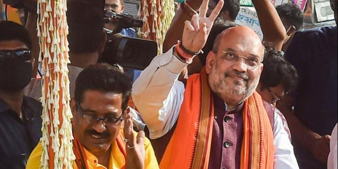 Shah: Will win 50 of 60 seats in West Bengal