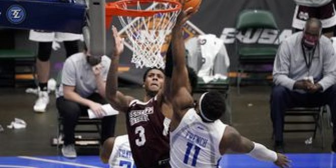 SLU Billikens' season ends with 74-68 loss to Mississippi State in NIT