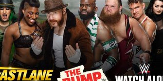 WWE's The Bump, Kickoff Show, Watch Along and more slated for Fastlane Sunday