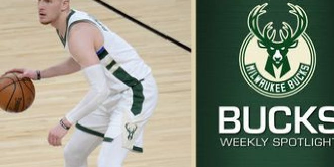Bucks' DiVincenzo: From the Big Ragu to a Big Deal