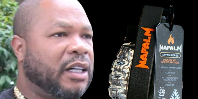 Xzibit's 'Napalm' Weed Company Banned from L.A. Dispensary