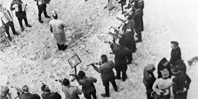 How Nazis Used Music to Celebrate and Facilitate Murder