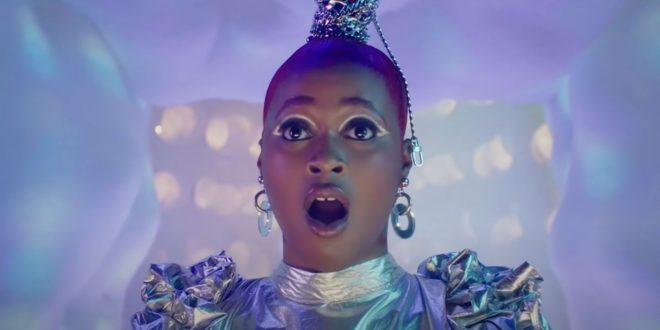 Tierra Whack Climbs Aboard A Lego Spaceship In Dreamy 'Link' Music Video