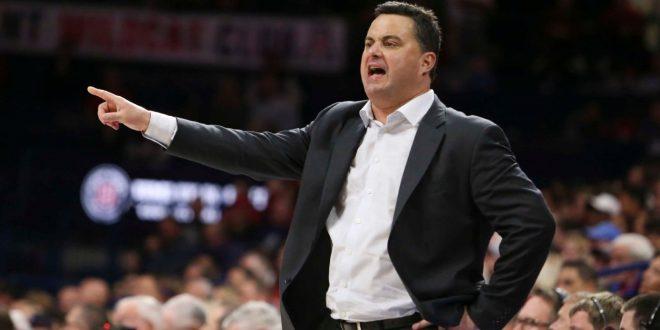 Arizona fires coach Sean Miller after 12 seasons
