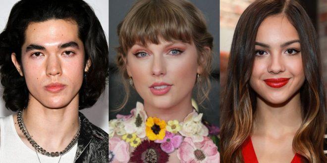 Olivia Rodrigo And Conan Gray Fearlessly Perform Taylor Swift's Re-Recorded Songs