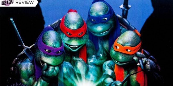 Happy Birthday to Teenage Mutant Ninja Turtles II: The Secret of the Ooze
