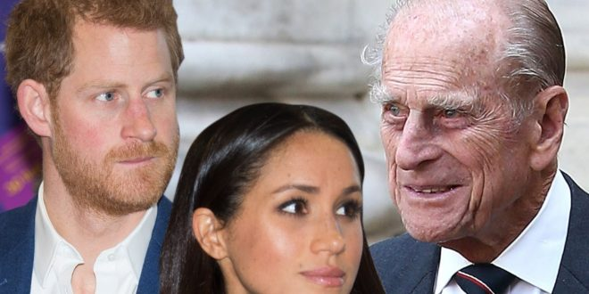 Prince Harry & Meghan Markle Post Tribute to Prince Philip, Obama Too