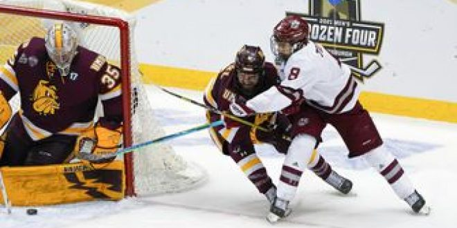Former Gophers' Wait scores in OT to send UMass past Minnesota Duluth