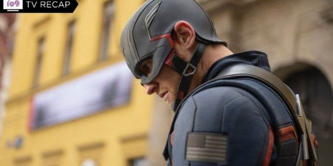 This Week's The Falcon and the Winter Soldier Wasn't Really About Either