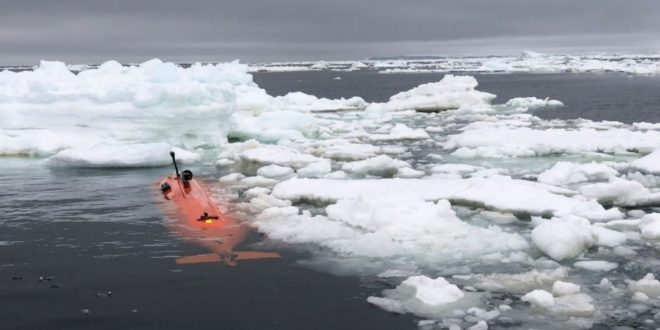 First-Ever Observations From Under Antarctica's 'Doomsday Glacier' Are Bad News