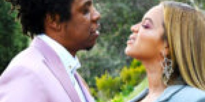 Beyonce & Jay-Z Share 'Sin City' Photo Album Following Their 13th Wedding Anniversary