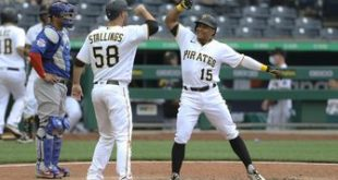Cubs offense struggles again in 7-1 loss to Pirates