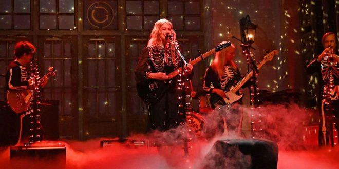 Phoebe Bridgers's 'SNL' Guitar Was A Smash At A GLAAD Auction