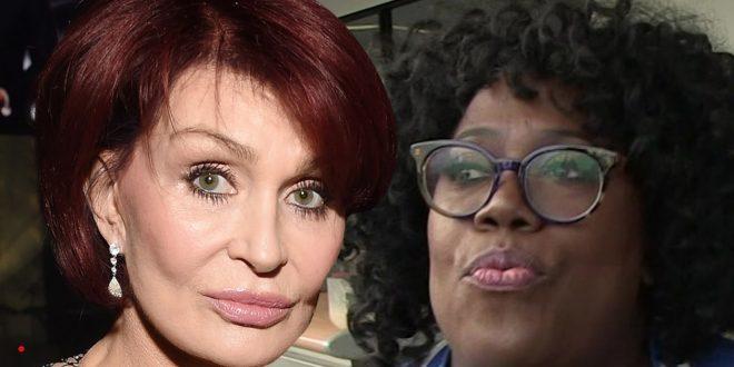 Sharon Osbourne Didn't Watch 'The Talk' Return with Sheryl Underwood