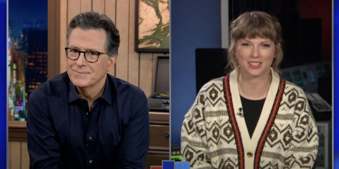 Taylor Swift Reveals Inspiration Behind Fearless Track 'Hey Stephen'