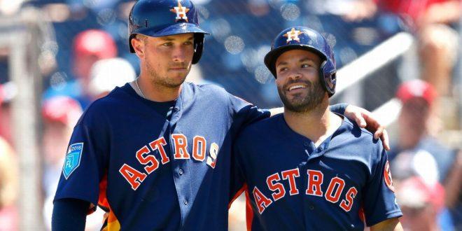 Altuve, Bregman among 5 Astros out for protocol
