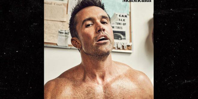 'Always Sunny' Star Rob McElhenney Flaunts Shredded Bod in 'Men's Health'