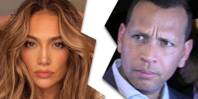 Jennifer Lopez and Alex Rodriguez Split, Announce End of Engagement