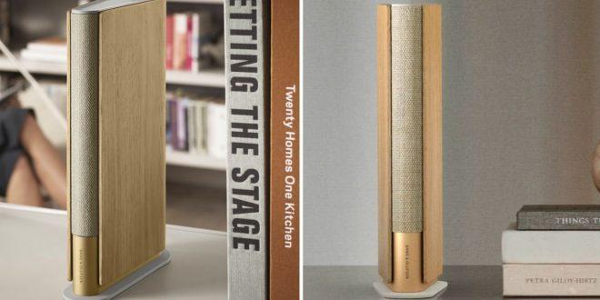 Bang & Olufsen's Book-Shaped Bookshelf Speaker Will Disappear Into a Shelf Full of Books