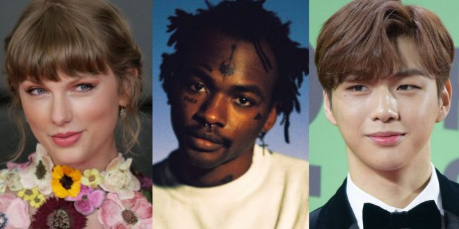 Bop Shop: Songs By Taylor Swift, Terry Presume, Kang Daniel, And More