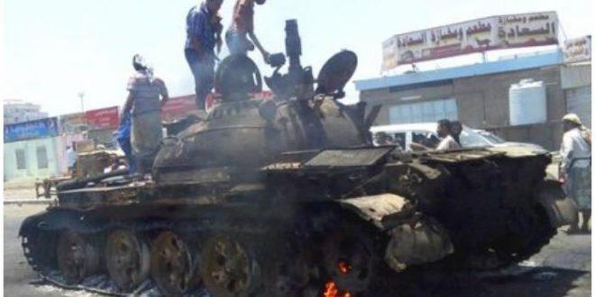 96 people die as heavy fighting takes place between troops, rebels in Yemen's Marib