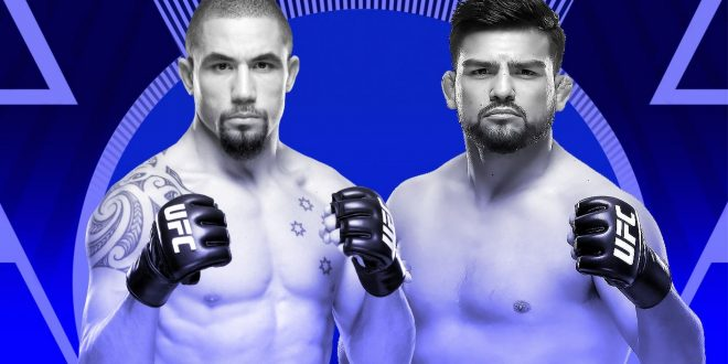 Viewers guide: Robert Whittaker should be one win away from a title shot